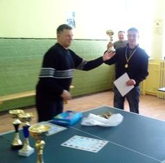 Настольный теннис в Славуте_первая лига
