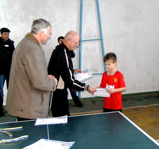 Награждение Саши Лукьяненко