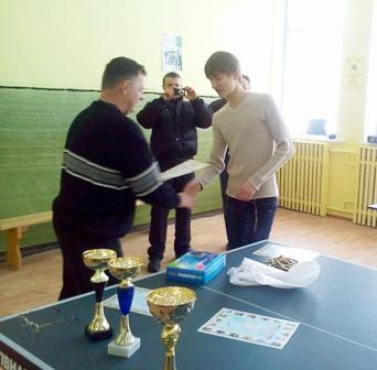 Победитель высшей лиги города Славуты Андрей Калетюк, чемпион Хмельницкой области
