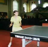 настольный теннис девочки
