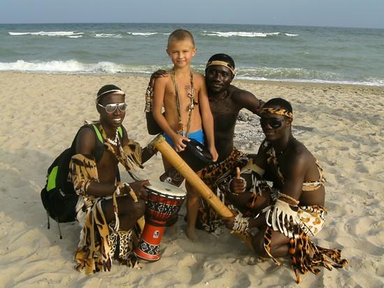 Затока_пляж на Лиманской