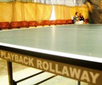 Теннисный стол Butterfly Playback Rollaway
