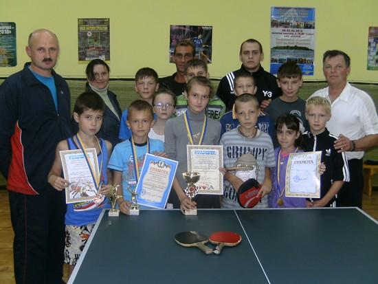 Славута_участники детского турнира