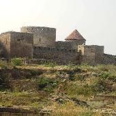 Старая крепость Белгород Днестровский
