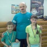 Теннисисты Славуты