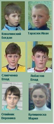 победители теннисного турнира в Славуте