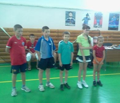 теннисный турнир в Хмельницком