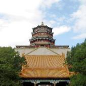 Летний дворец Китай