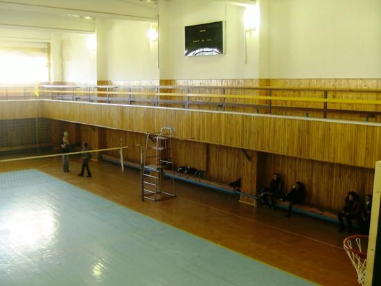 Теофиполь, игровой зал