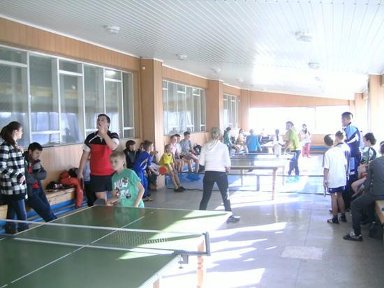 Теофиполь, теннисный зал