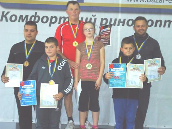 Хмельницкий_семейный турнир по настольному теннису