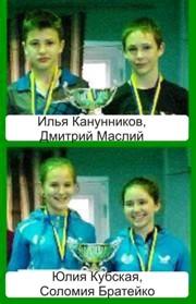 Северодонецк, победители