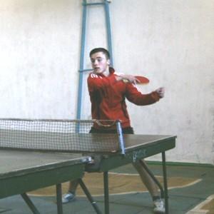 Настольный теннис в Михнове