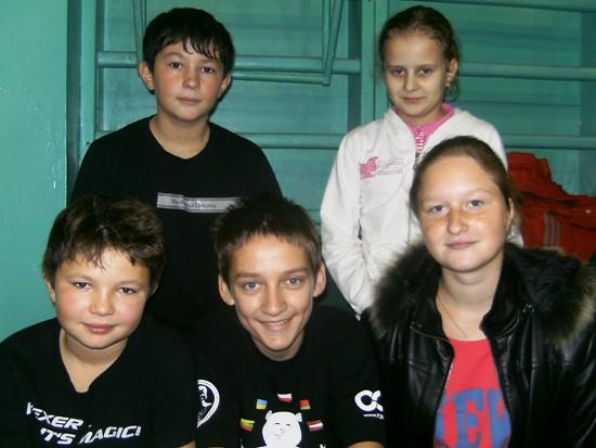 команда Белоруссии по настольному теннису