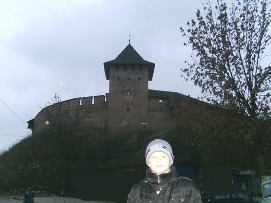 Луцк замок Любарта