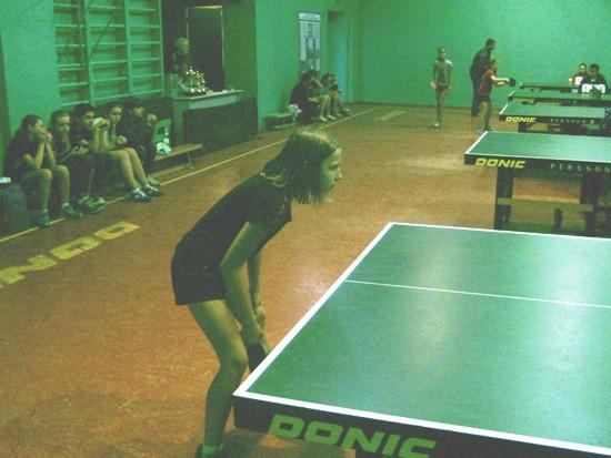 настольный теннис Луцк