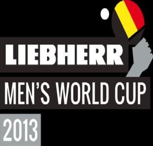 кубок мира 2013 по настольному теннису