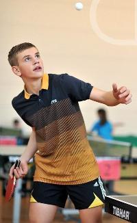 теннис в хмельницкой области Андрей Мосьондз