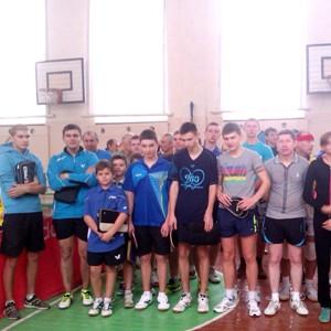 Хмельницкий чемпионат по настольному теннису