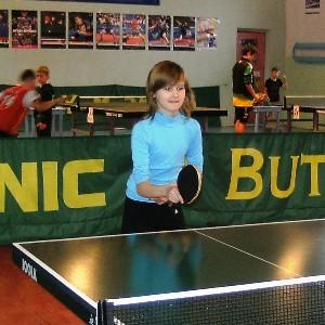Красилов, соревнования по настольному теннису