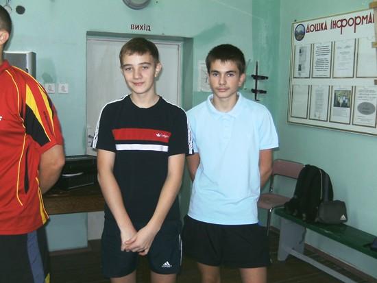 Нетишин, команда по настольному теннису