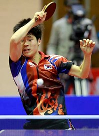 Победитель у мужчин - Jang Woojin (Янг Вуджин)