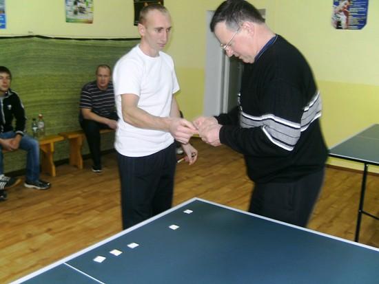 жеребьевка настольный теннис Славуты