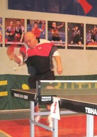 Хмельницкий теннис Чумак