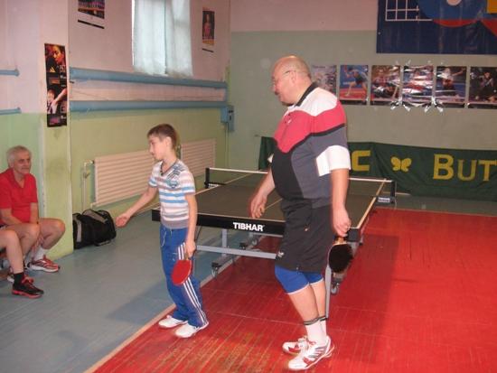 Хмельницкий теннис, Дыса