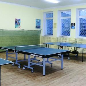 Клуб настольного тенниса в Славуте