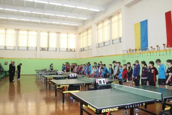 Ялта, построение участников турнира