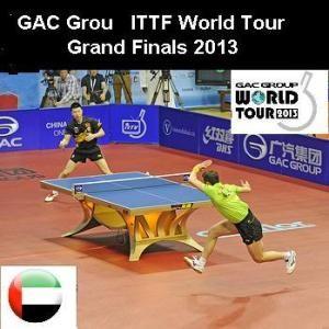 настольный теннис в Дубаи 2013