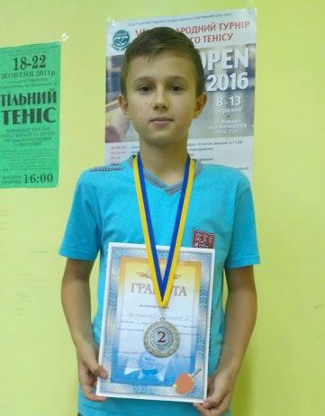 Кандидат в мастера спорта, 2016 год