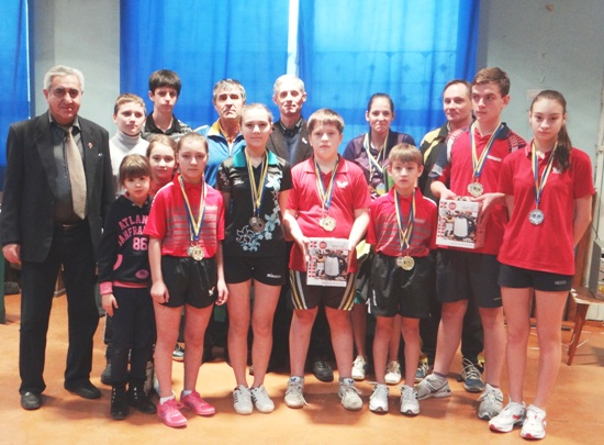 турнир Шибанкова, лучшая команда теннисистов