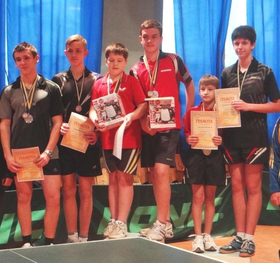 турнир Шибанкова, лучшие теннисисты в парах