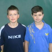Хмельницкие спортсмены по настольному теннису
