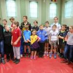 ЛИРС-2014, юные теннисисты