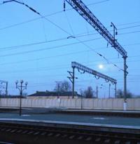 Лирс, станция жд