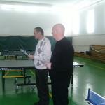 Турнир по настольному теннису в Хмельницком