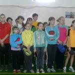 Настольный теннис в Хмельницкой ДЮСШ-2