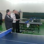 Турнир по настольному теннису в г. Хмельницкий
