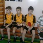 Настольный теннис в Славуте