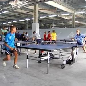 теннис в Хмельницком