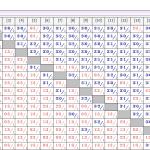 Ялта настольный теннис таблица юноши
