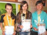 Красилов победители 1997 девочки