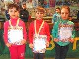 Красилов победители 2005 девочки