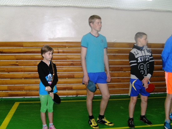 Настольный теннис в Хмельницком