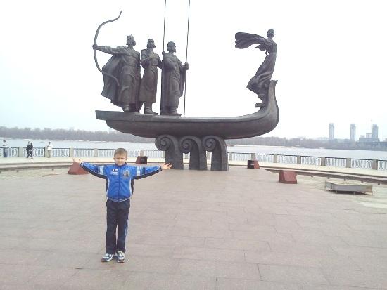 Киев, прогулки по городу