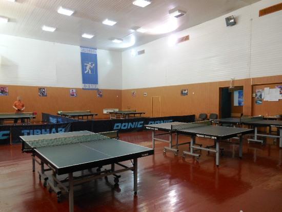 Киев, теннисный клуб Ракетка