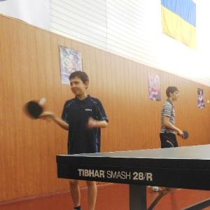 Киев, теннисный турнир в Ракетке